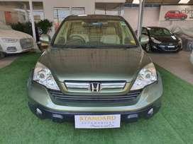 Honda CR-V 2.4 Manual, 2007, Petrol