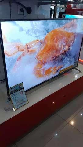 Led tv polytron 50in