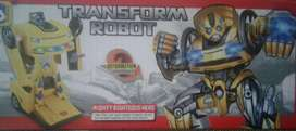 Buy Two Transforma Robot Cars. Home Delivery in Pakistan.