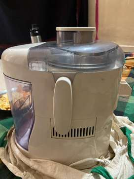 Morphy Richards juicer/extractor