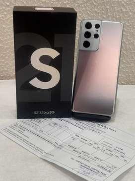 Samsung galaxy s21 ultra 12gb 256gb 25 days old