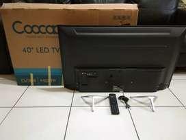 Televisi LED 40inch Coocaa 40E2A22G Kaki 2