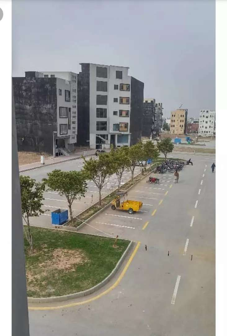Investor rate commercial plot in Hub commercial bahria town Rawalpindi 0
