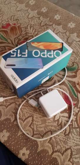 I want to sell my oppo F15. 8/128 gb only 4 month old
