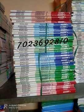 Kota all coaching study material net  mains + advance 6 to 12