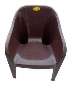Richfeel Mini Cooper Plastic Chair