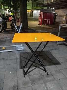 Meja lipat Meja lipat serbaguna meja makan