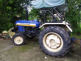New Holland in good condition without tralli
