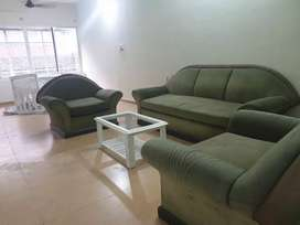 Fully furnished flat for only family in law college sq