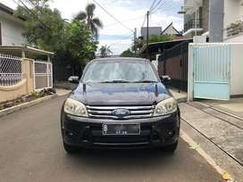 Ford Escape 2.3 Limited Sun Roof A/T 2010 Hitam