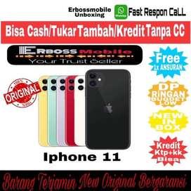 iPhone 11 [64GB] New Original Spesialis Cash/TT/Kredit Bisa