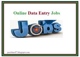 Daily/Weekly payout jobs- WORK AT HOME (DATA ENTRY/SIMPLE TYPING WORK)