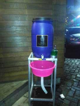 Wastafel portable / tempat mencuci tangan 30/35 liter