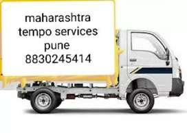Maharashtra tempo services pune