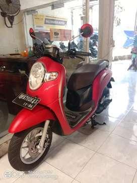 HONDA SCOOPY NEW FI 2019/BALI DHARMA MOTOR