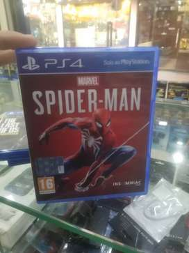 Ps4 spiderman used available