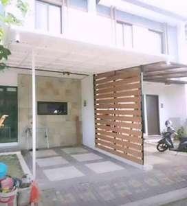 @56 canopy minimalis rangka tunggal atapnya alderon pvc bikin nyaman