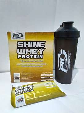ProHybrid Shine Whey 24 Sachets / 912 grams hybrid isolate ph pro prot