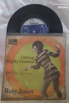 Piringan Hitam vinyl Ruby James