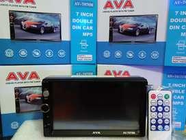 Head unit AVA layar 7 inch tuch [ jum'at berkah harga murah ]