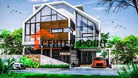 Arsitek Kontraktor Desain Gambar RAB IMB Interior di Samarinda