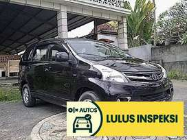 [Lulus Inspeksi] Avanza G 2013 Manual Asbal Airbag