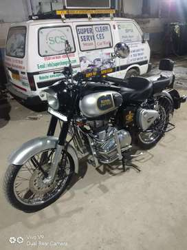 Royal Enfield classic 350 with superb condition