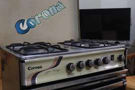 Corona -Gas Magic- Cooking Range + Oven (3 Burners)