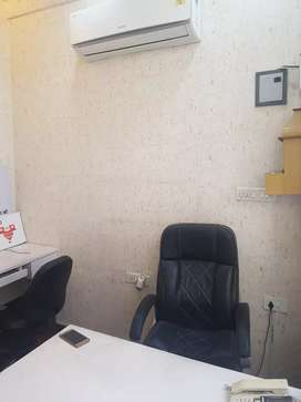 Vaishali 200 sq.ft Furnished office in Commercial Building