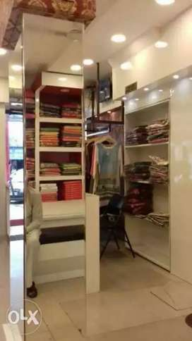 Shop available for rent at Begum bridge road Meerut