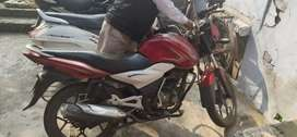 Bajaj Discover 100 CC with very good Average