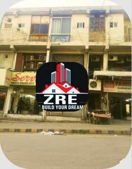 Commerciale Plot For Sale in Sector G-8/1 I & T center Islamabad