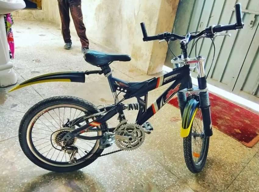 Bicycle in good condition 0