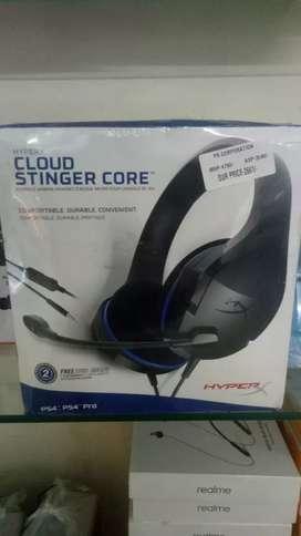 BRAND NEW HYPERX CLOUD STINGER CORE HEADPHONE