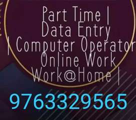 Simple home based job typing work