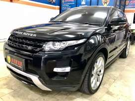 KM20RB RANGE ROVER EVOQUE DYNAMIC LUXURY 2013 HITAM