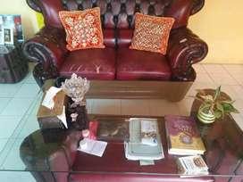Sofa besar satu set