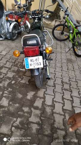Yamaha rx100 1994. Single owner. New insurance and tax