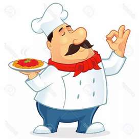 Looking for Chef,Cook,Helper