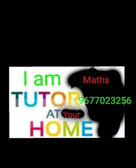 I am Maths Teacher, ready to take Home Tuition at Madurai for 6-10 Std