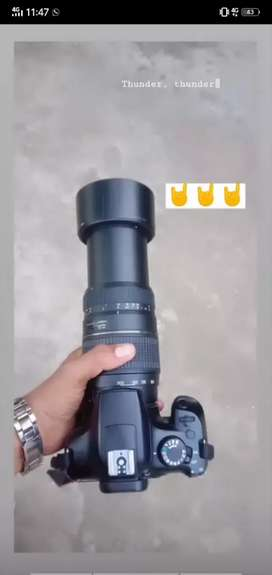 Canon 1300d on rent