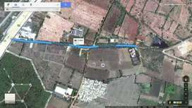 543 Sq yards commercial main road plot available for sale