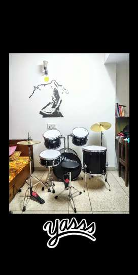 Moving Out Sale - HAVANA DRUMSET