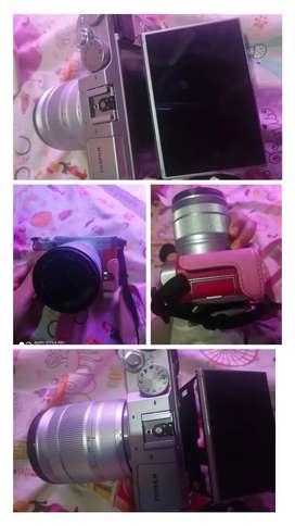 Kamera fujifilm xa-3