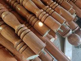 Wooden jangla Fully polished with premium quality in Excellent conditi