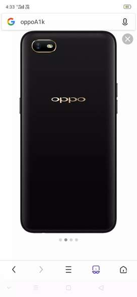 Oppo A1k good condesation