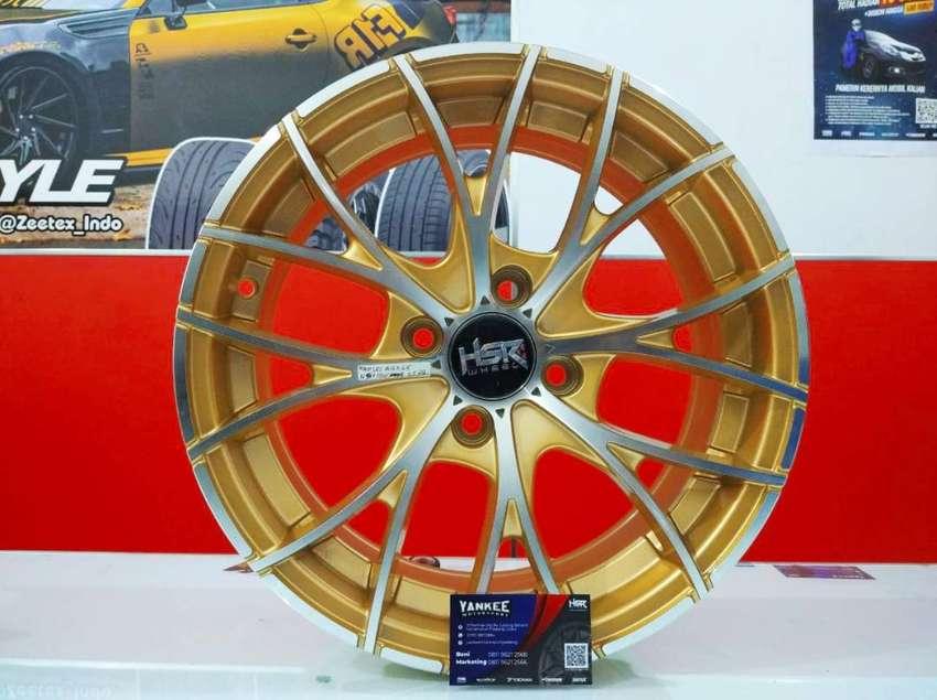 Velg Mobil Datsun go, Lancer, March dll Ring 15 HSR NAPLES 0