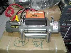 Jual mesin tarik/jual winch