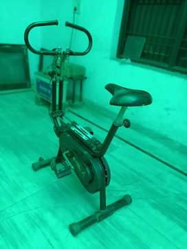 Cycle and weighting dumbles