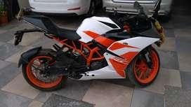KTM RC 200 single owner